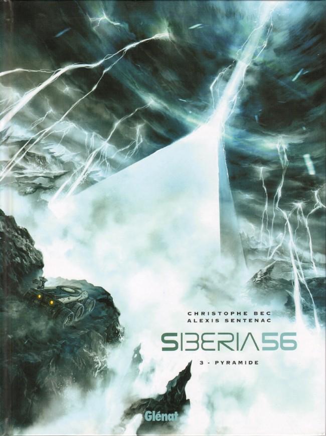 Couverture de Siberia 56 -3- Pyramide