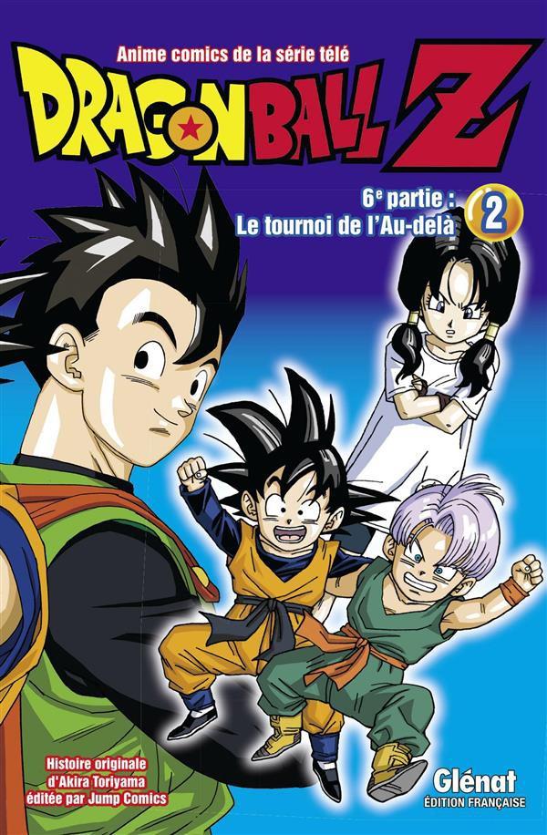 Couverture de Dragon Ball Z -27- 6e partie : Le tournoi de l'Au-delà 2