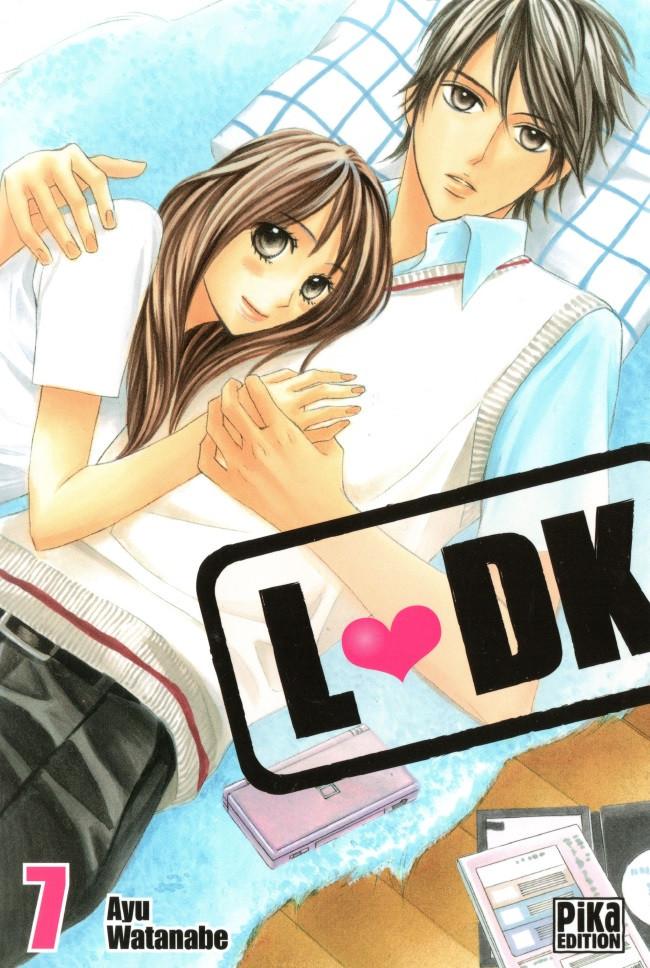 Couverture de L-DK -7- Tome 7