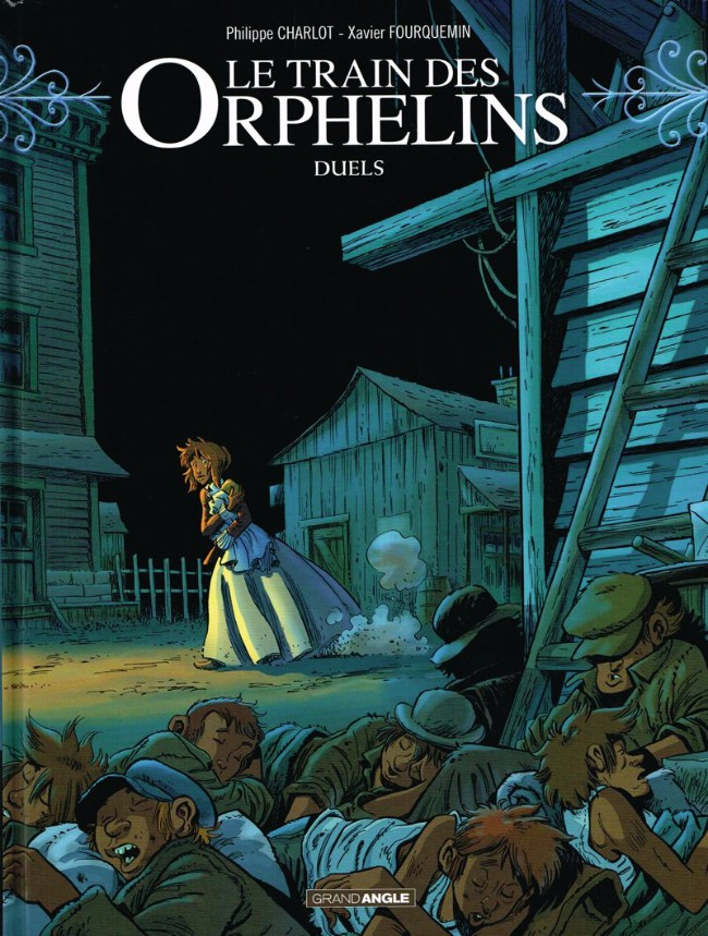 Couverture de Le train des Orphelins -6- Duels