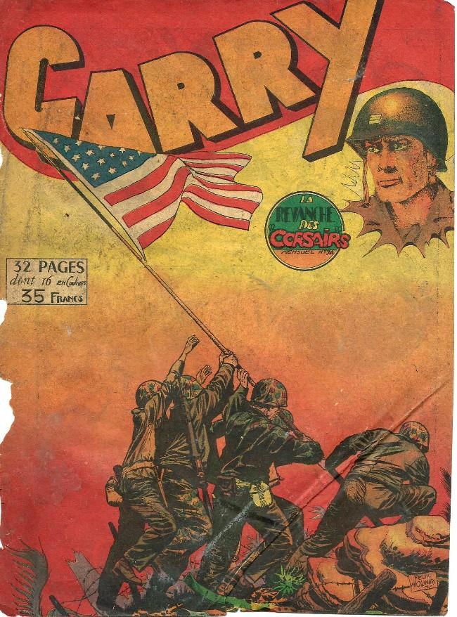 Couverture de Garry (sergent) (Imperia) (1re série grand format - 1 à 189) -74- La revanche des Corsairs!...