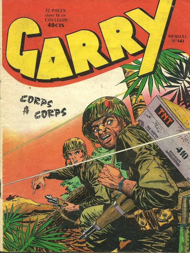 Couverture de Garry (sergent) (Imperia) (1re série grand format - 1 à 189) -141- Corps à corps