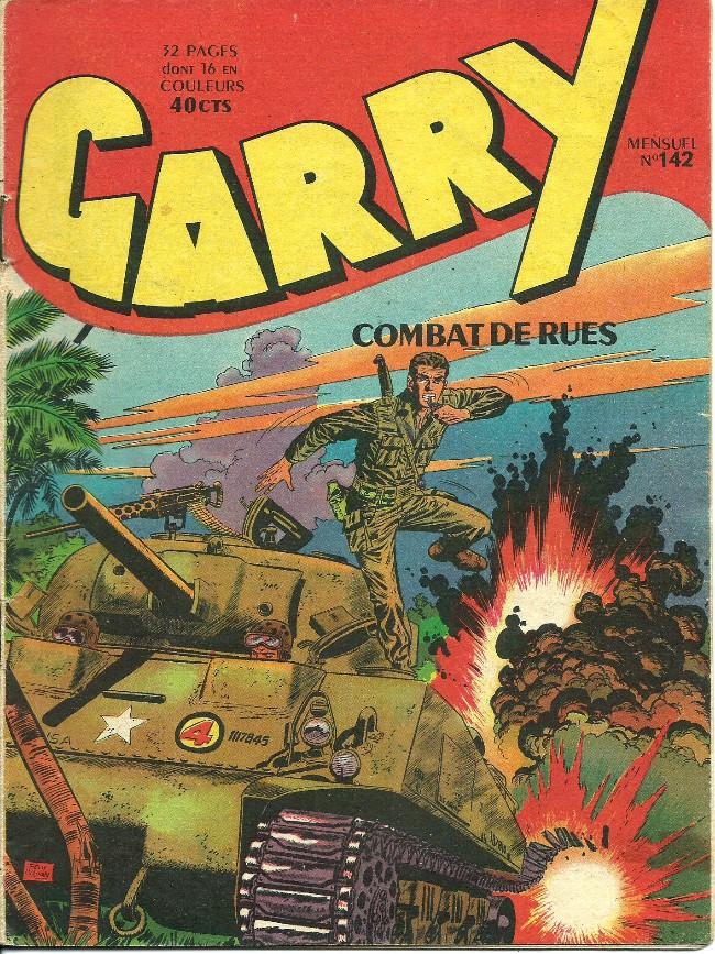 Couverture de Garry -142- Combat de rues