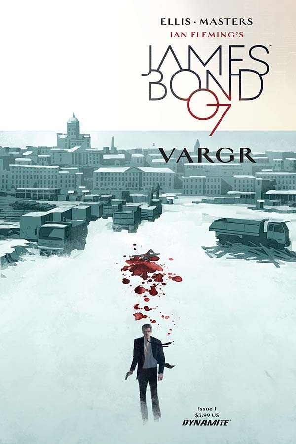 Couverture de James Bond (2015) -1- Issue 1