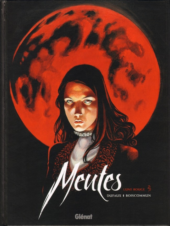 Couverture de Meutes -2- Lune rouge