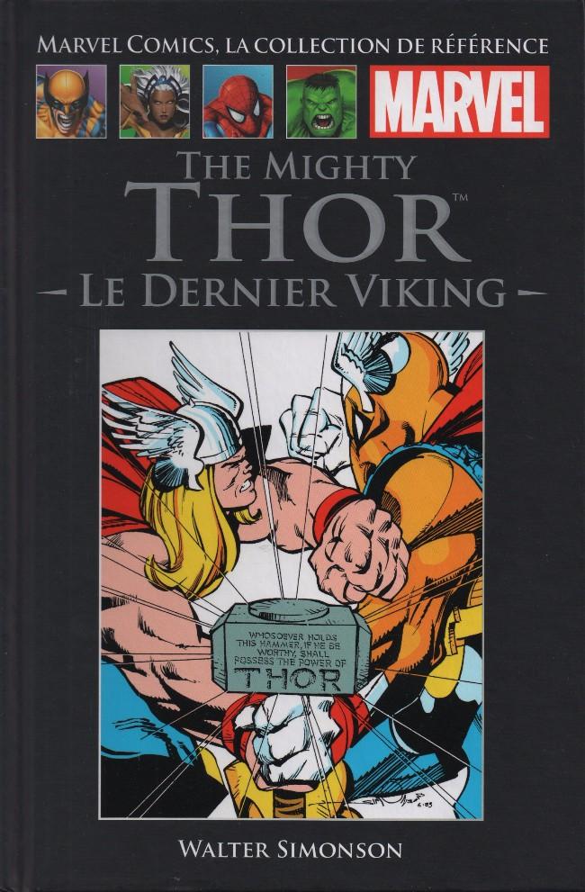 Couverture de Marvel Comics - La collection (Hachette) -486- The Mighty Thor - Le Dernier Viking