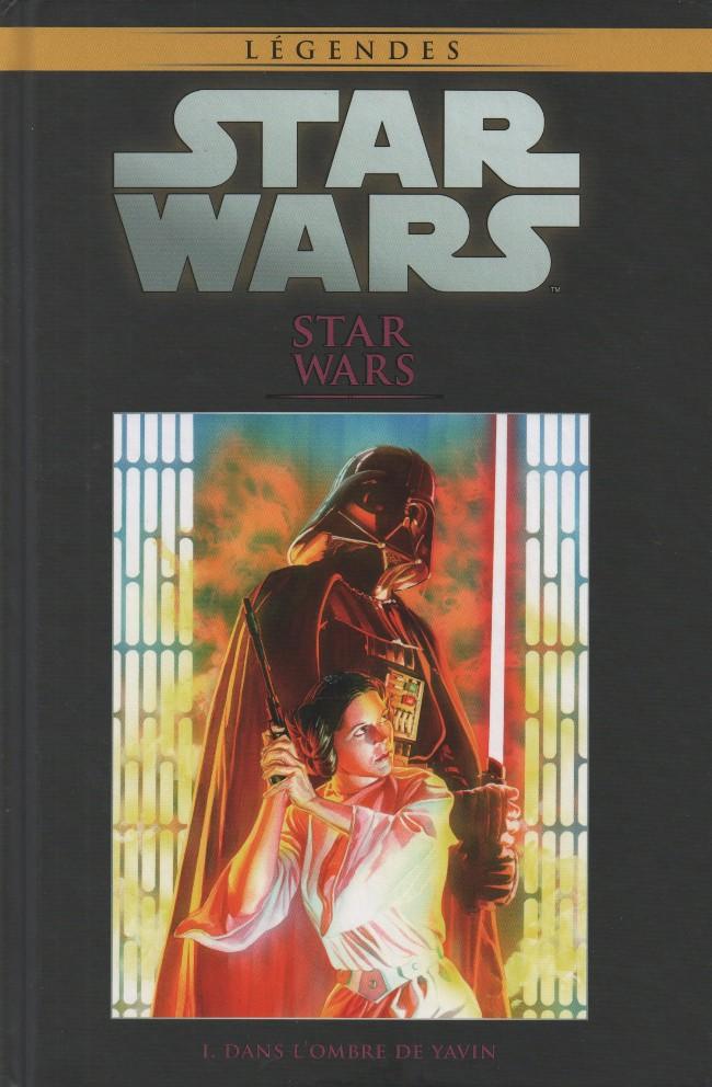 Couverture de Star Wars - Légendes - La Collection (Hachette) -454- Star Wars - I. Dans l'ombre de Yavin