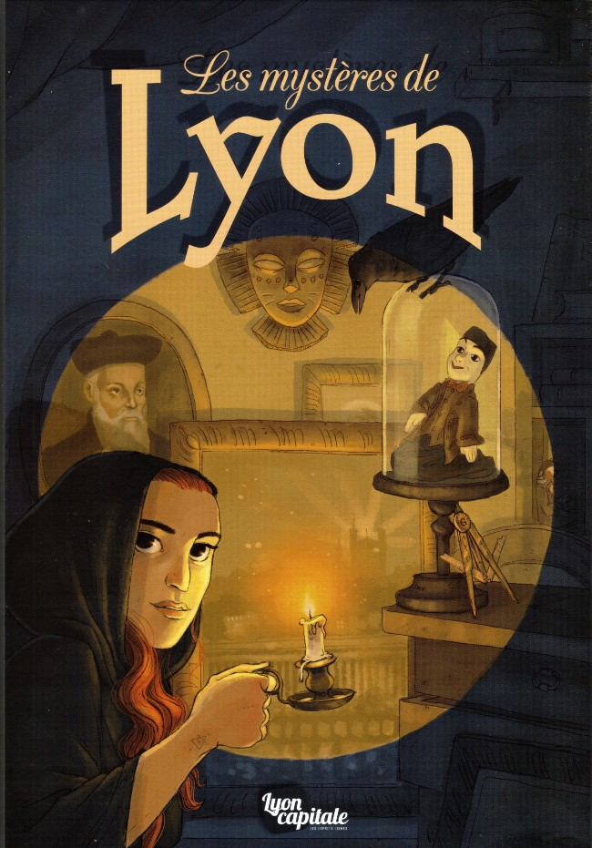 Couverture de Les mystères de Lyon