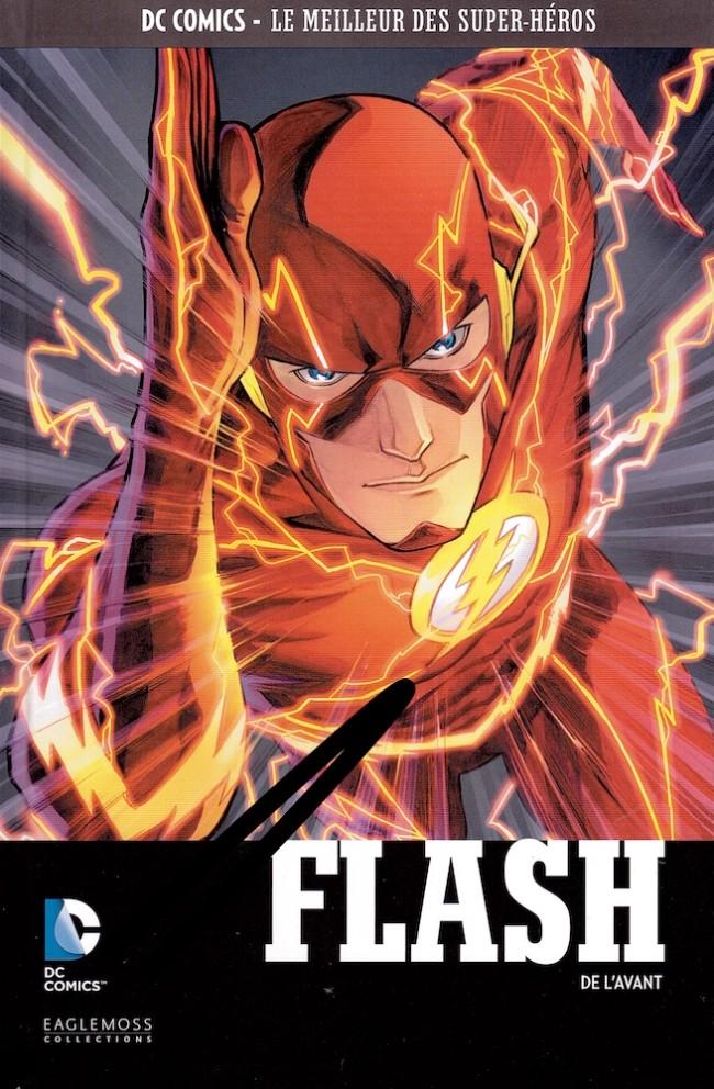 Dc comics le meilleur des super h ros 10 flash de l 39 avant - Flash le super heros ...