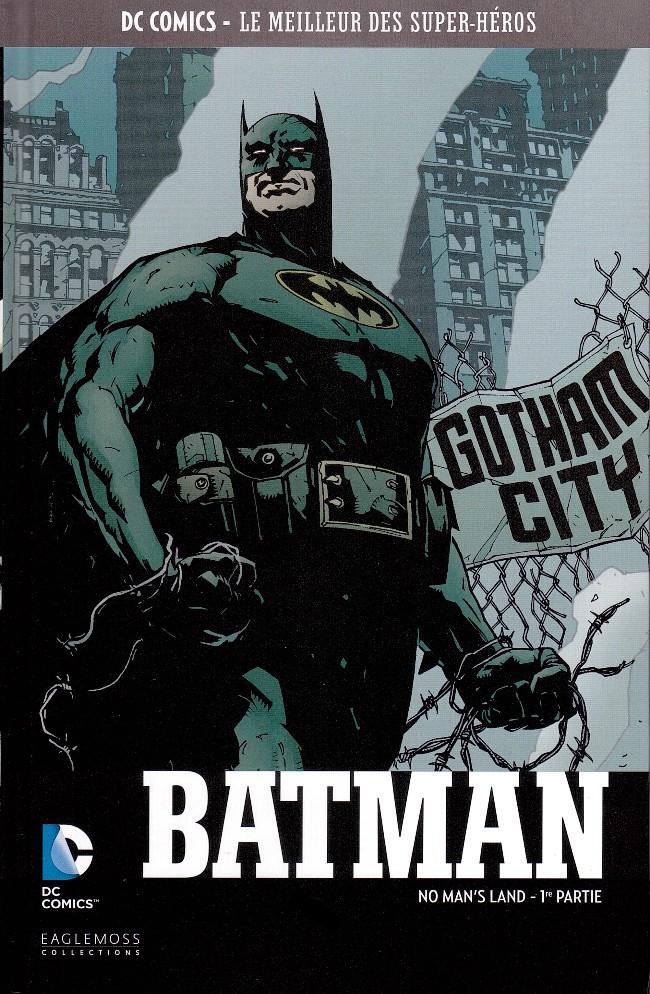 Couverture de DC Comics - Le Meilleur des Super-Héros -HS01- Batman - No Man's Land - 1re partie