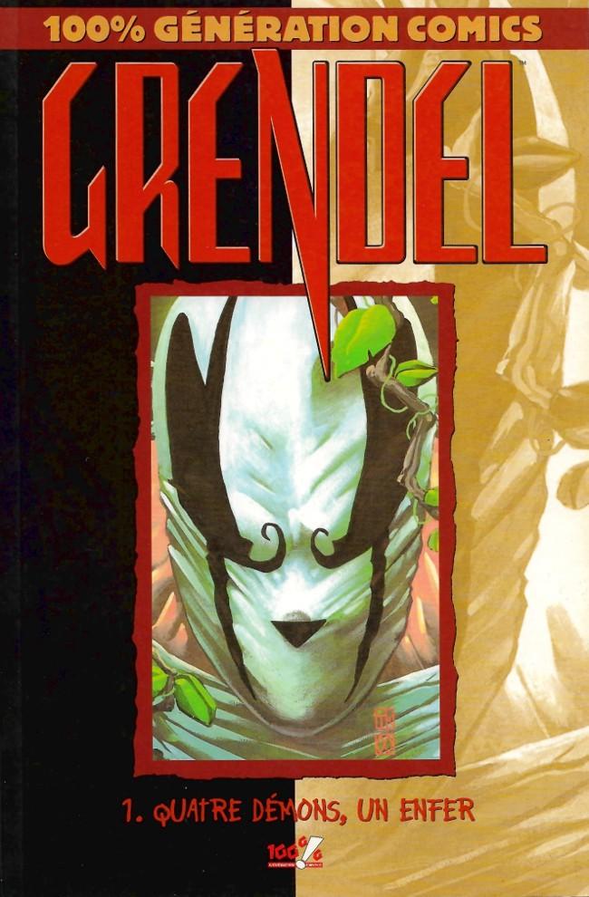 Couverture de Grendel -1- Quatre démons, un enfer