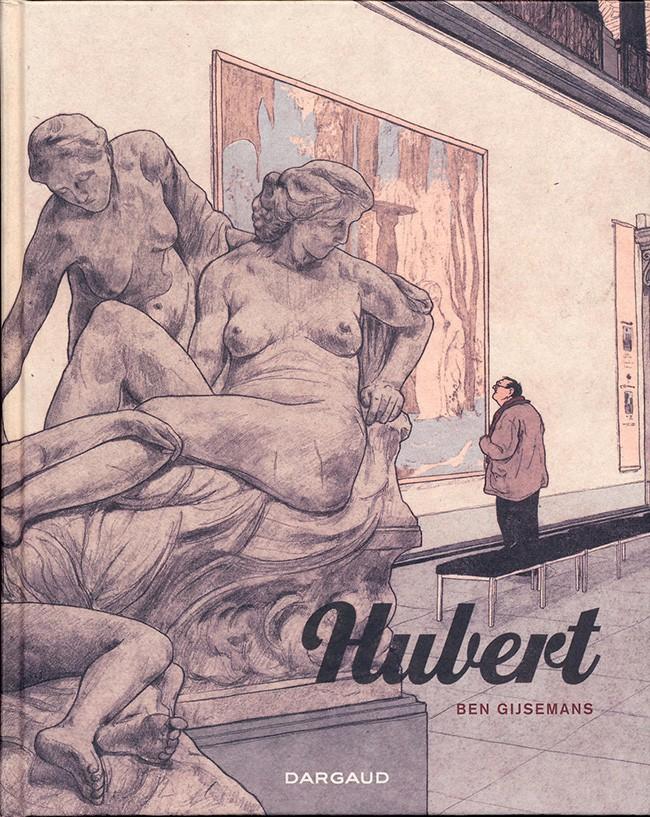 Couverture de Hubert
