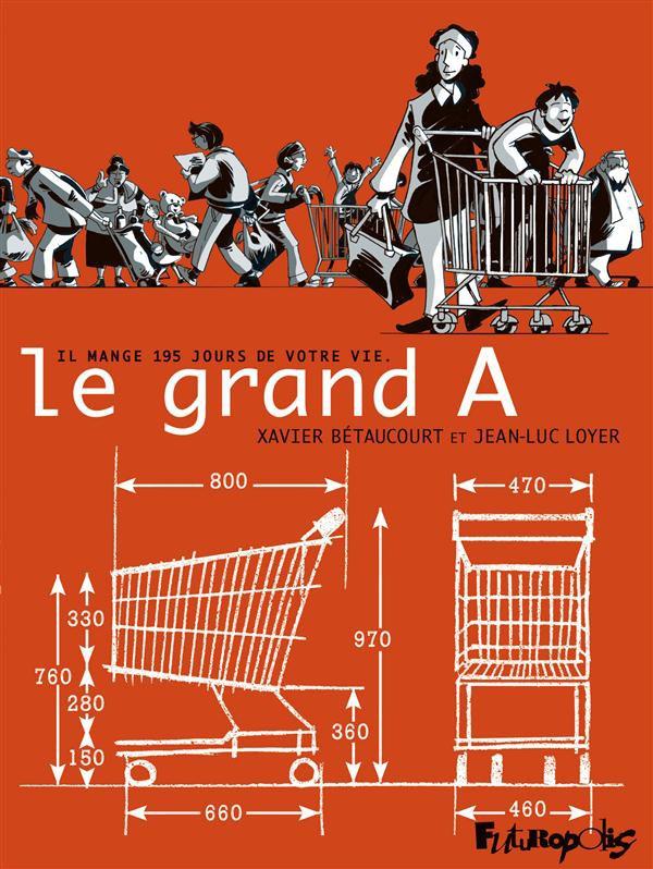 Le Grand A - One shot - PDF