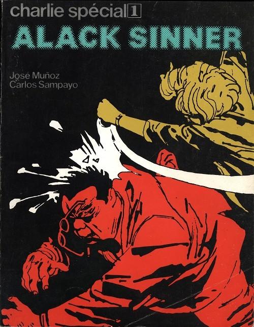 Alack Sinner  - les 8 tomes