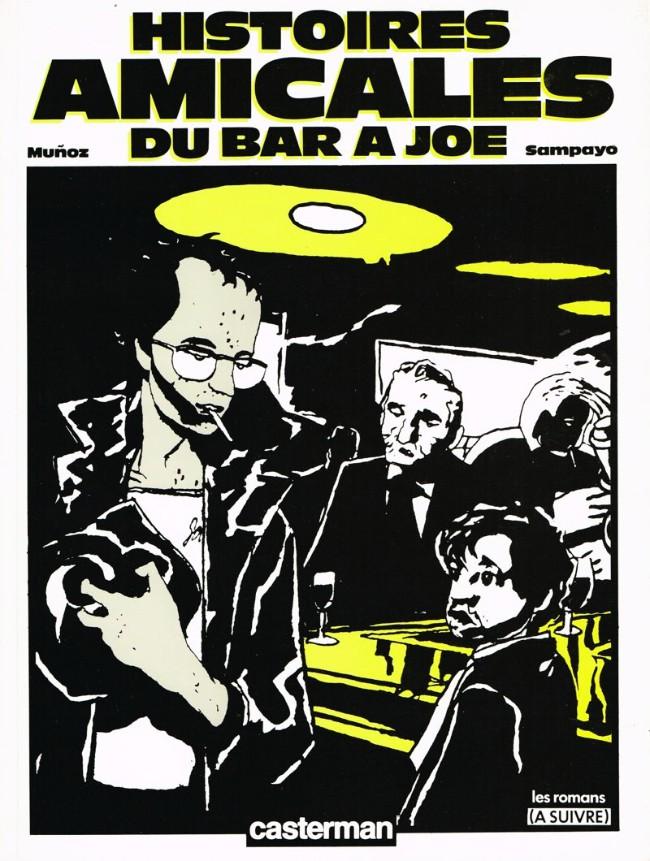 Couverture de Le bar à Joe -2- Histoires amicales du Bar à Joe
