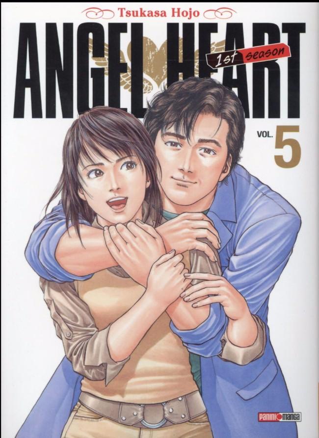 Couverture de Angel Heart - 1st Season -5- Tome 5