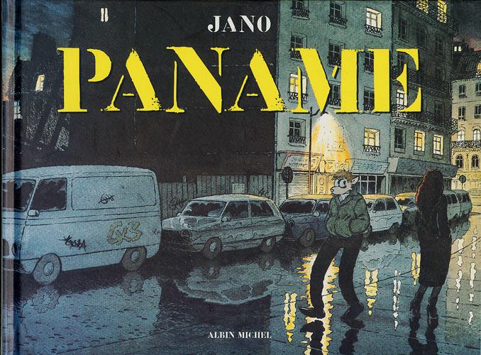 Couverture de Paname