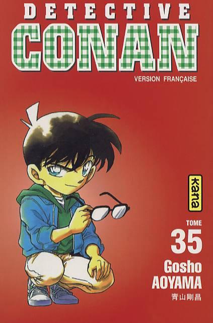 Couverture de Détective Conan -35- Tome 35