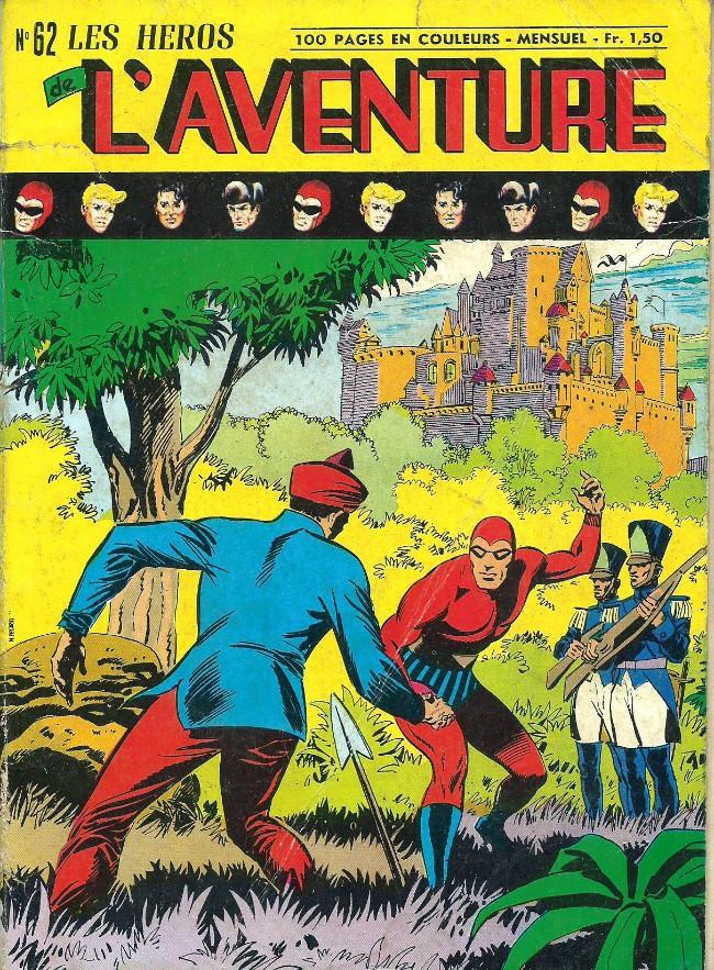 Couverture de Les héros de l'aventure (Classiques de l'aventure, Puis) -62- Le fantôme : La plage d'or de Keela-Wee