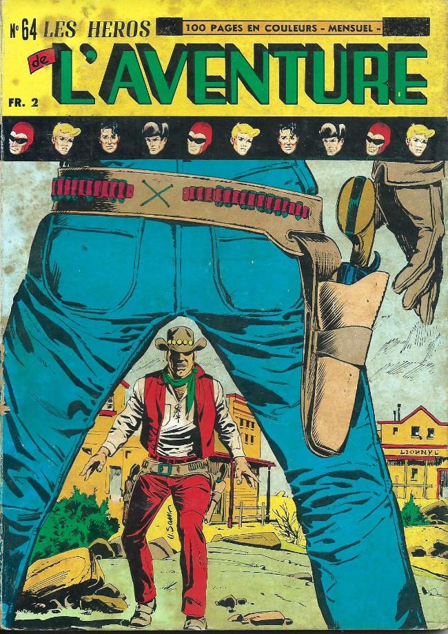 Couverture de Les héros de l'aventure (Classiques de l'aventure, Puis) -64- Le Fantôme : Un message écrit sur la chair