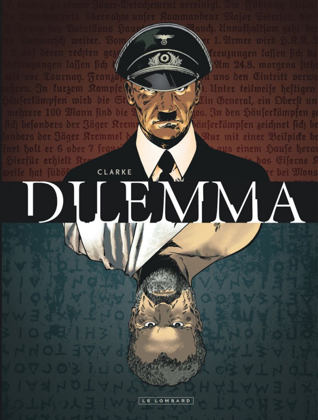 Couverture de Dilemma (Clarke) - Dilemma - Version B