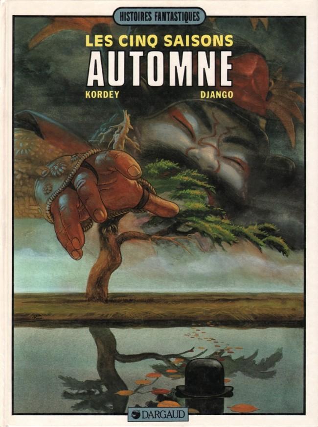 Couverture de Les cinq saisons - Automne