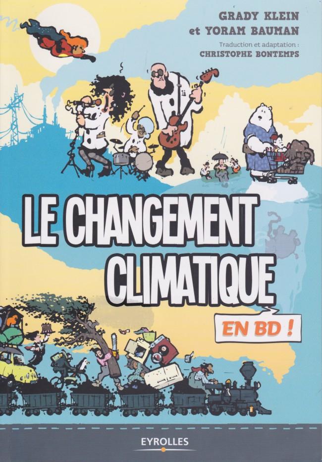 Le Changement climatique en BD One shot PDF