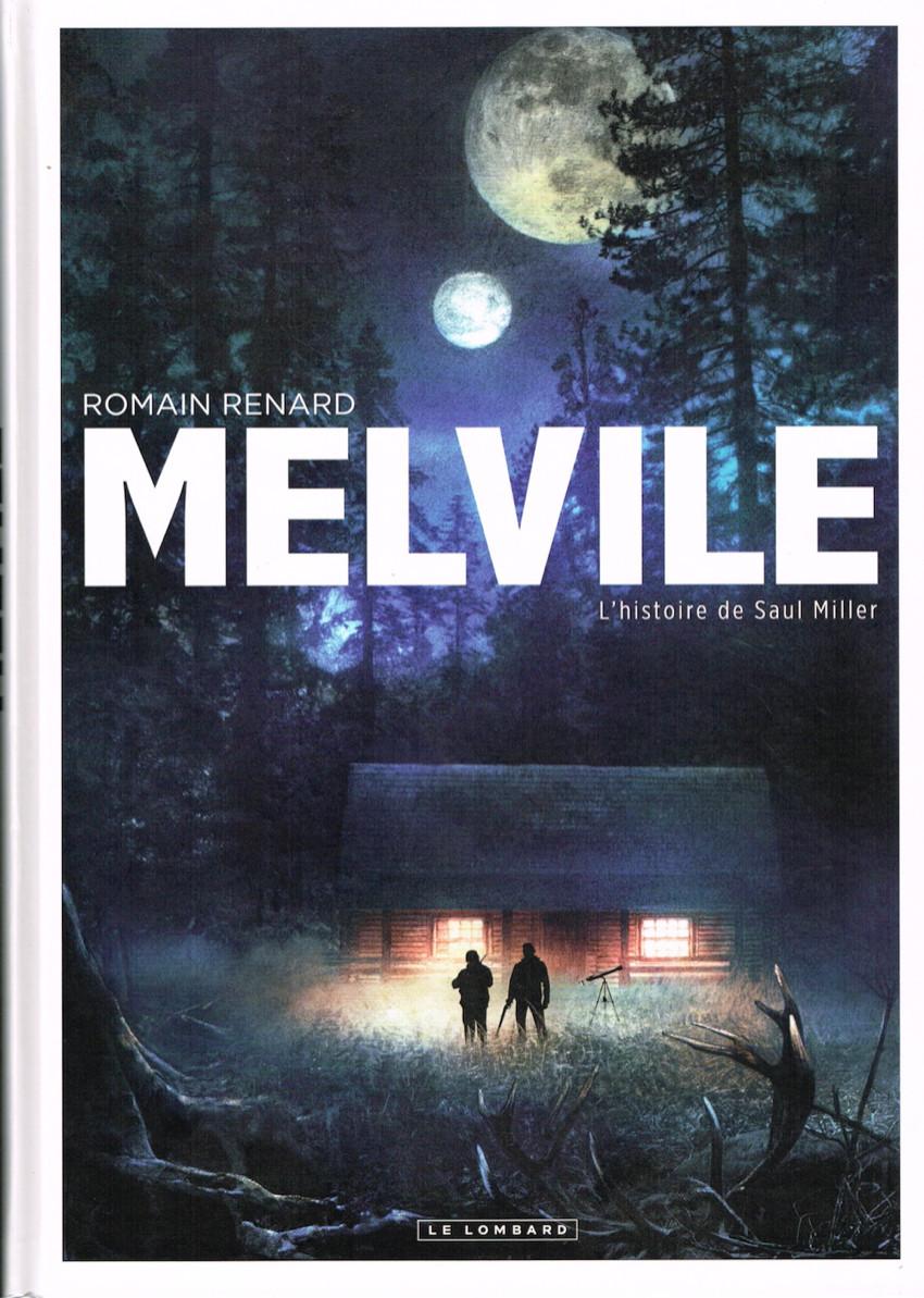 Couverture de Melvile -2- L'histoire de Saul Miller