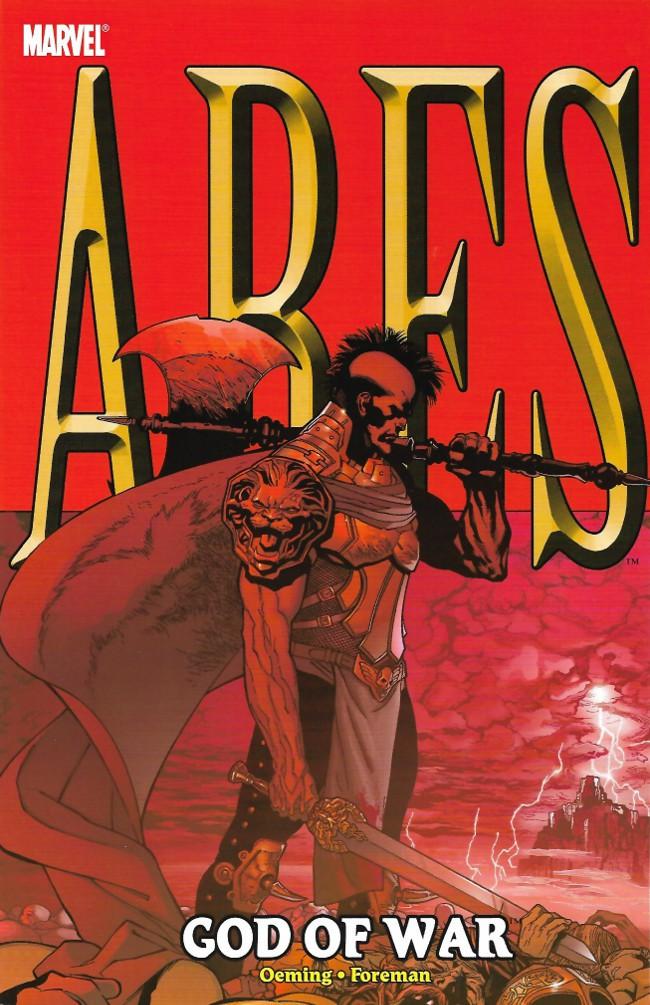 Ares (2006) - God of War - L'intégrale