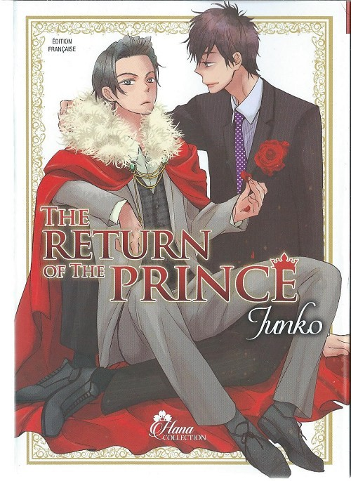 Couverture de Return of the Prince (The) - The Return of the Prince