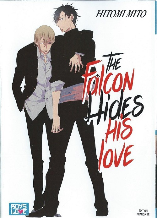 Couverture de Falcon Hides His Love (The) - The Falcon Hides His Love