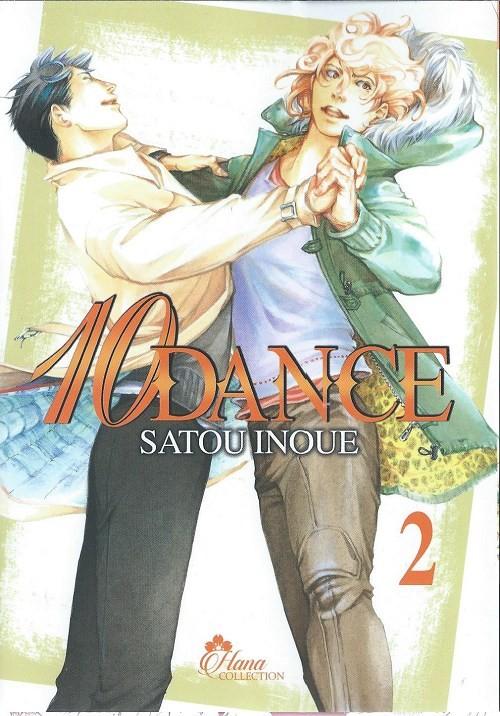 Couverture de 10 Dance -2- Tome 2