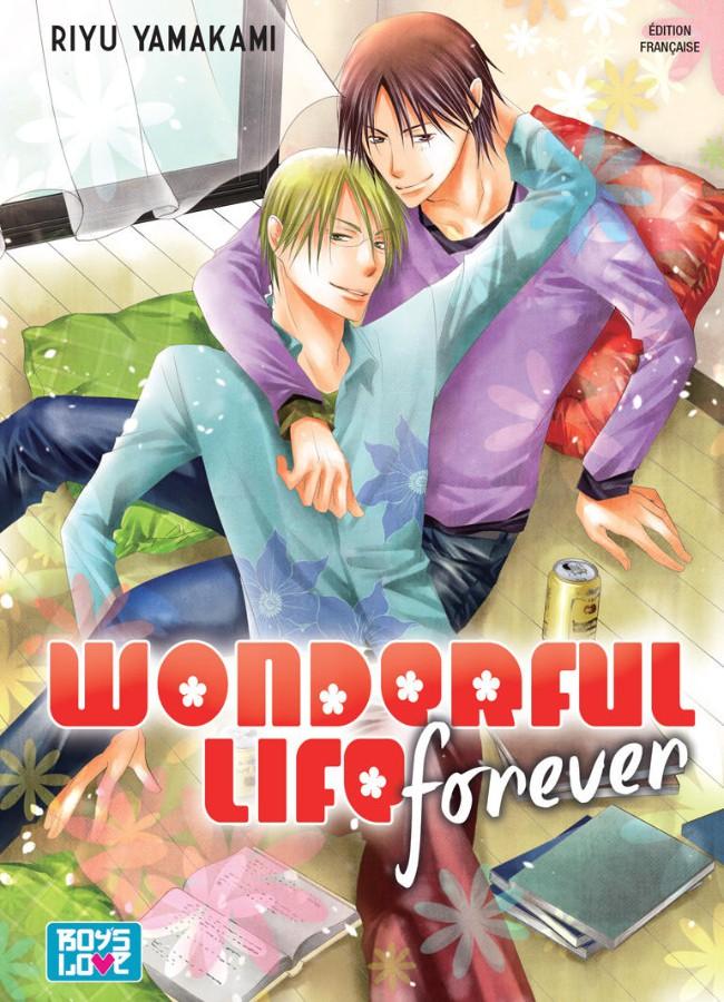 Couverture de Wonderful Life Forever