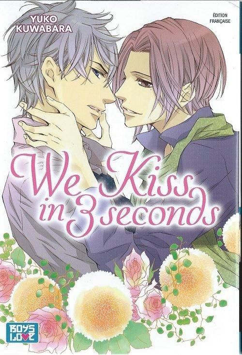 Couverture de We Kiss in 3 Seconds
