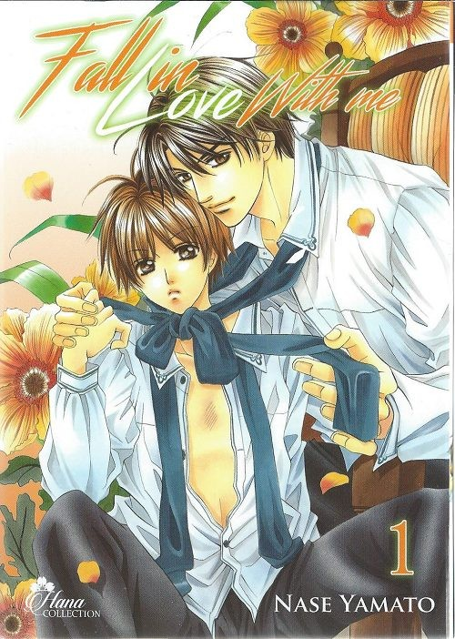 Couverture de Fall in Love With Me -1- Tome 1