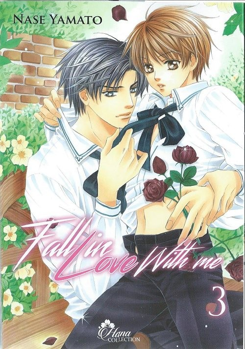 Couverture de Fall in Love With Me -3- Tome 3