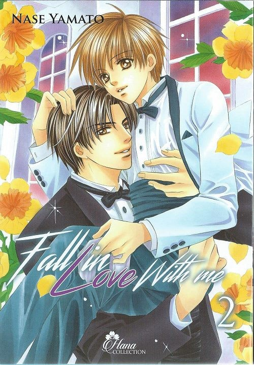 Couverture de Fall in Love With Me -2- Tome 2