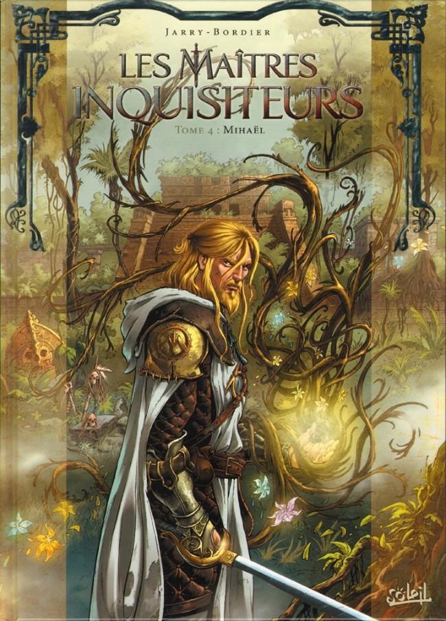 Couverture de Les maîtres Inquisiteurs -4- Mihaël