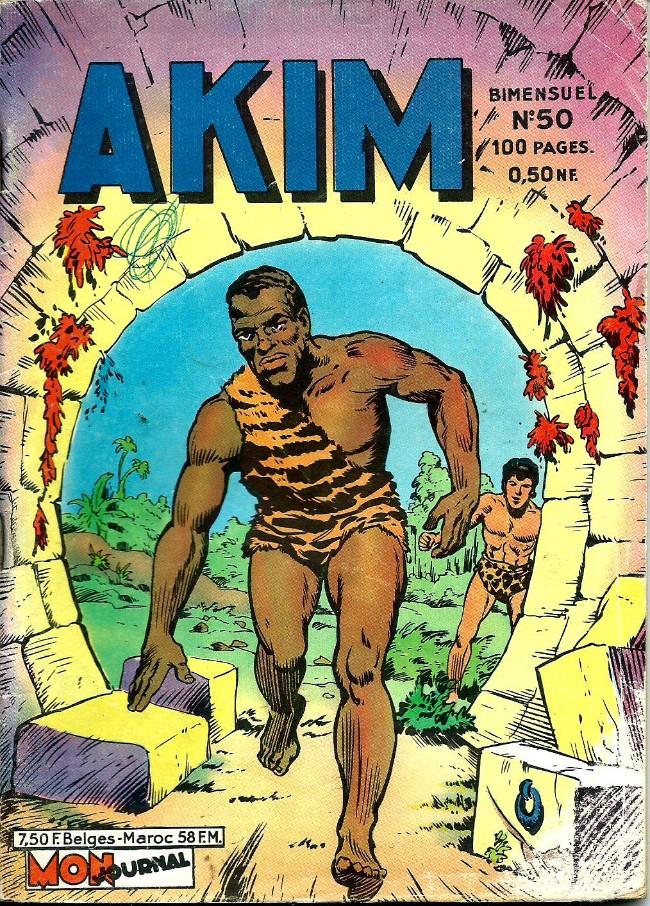 Couverture de Akim (1re série) -50- Kar mène la bataille