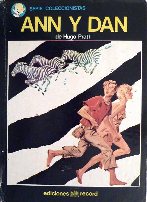 Couverture de Ann y Dan -Argentine- Ann y dan