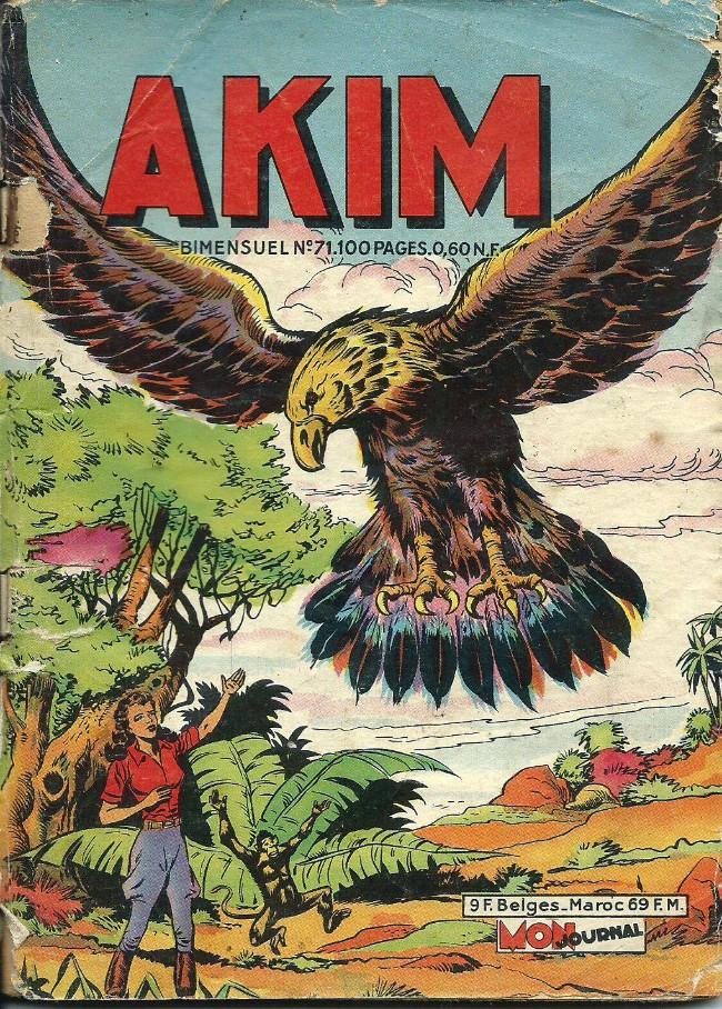 Couverture de Akim (1re série) -71- Le philtre magique