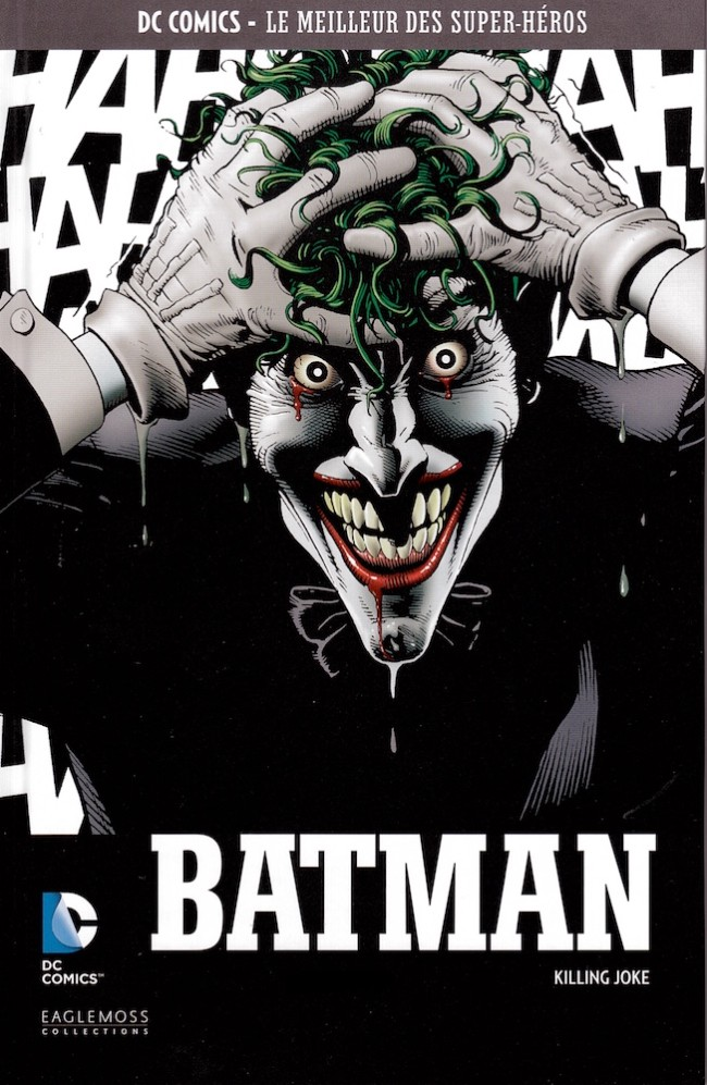 Couverture de DC Comics - Le Meilleur des Super-Héros -11- Batman - Killing Joke