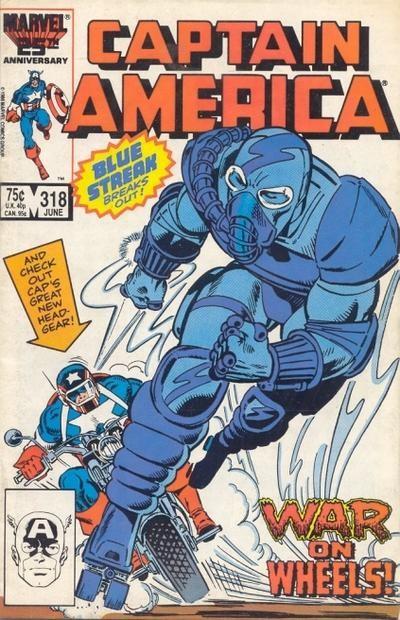 Couverture de Captain America (Marvel comics - 1968) -318- Justice is Served!