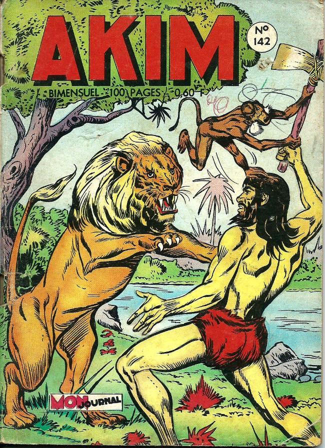 Couverture de Akim (1re série) -142- Ming la folle