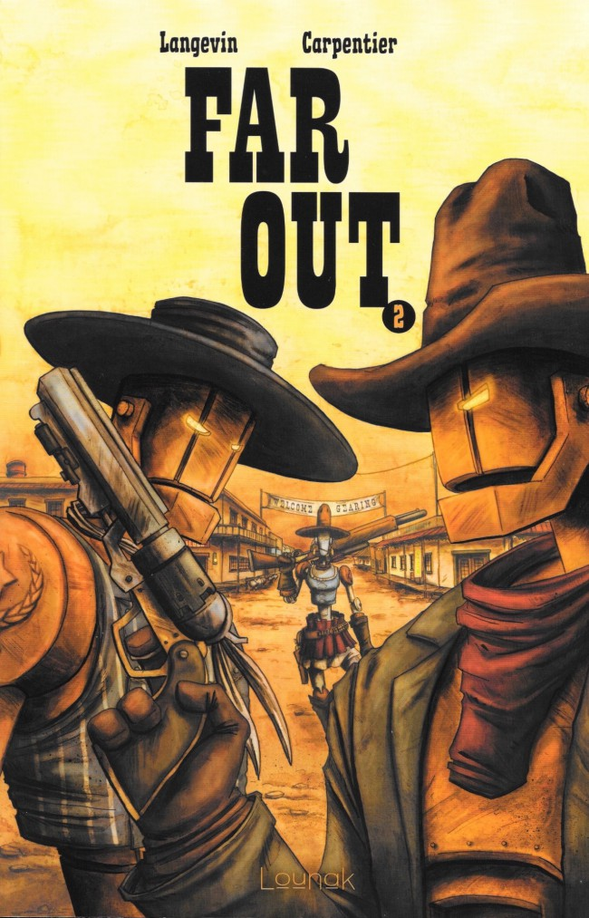 Far out (Tome 2) sur Bookys