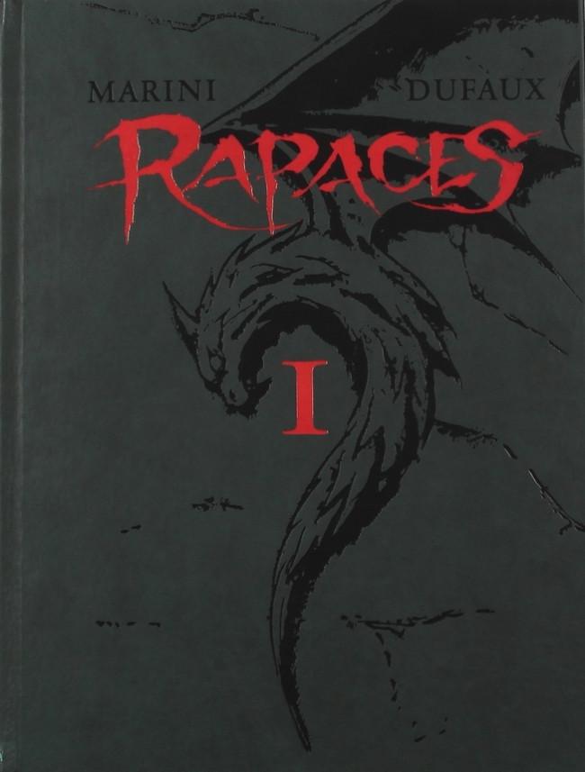 Couverture de Rapaces (Marini) -TL01- Rapaces 1 et 2