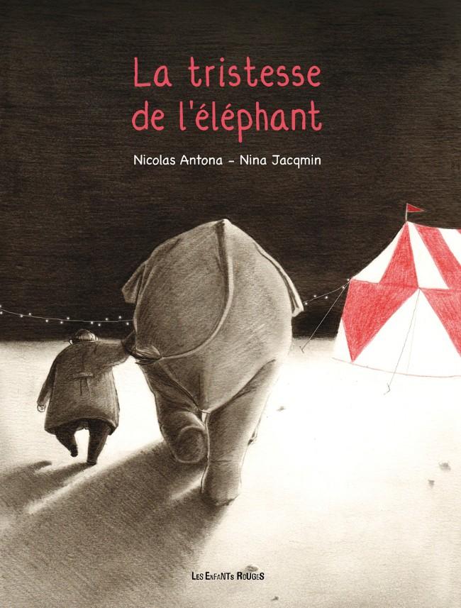 Couverture de La tristesse de l'éléphant - La Tristesse de l'éléphant