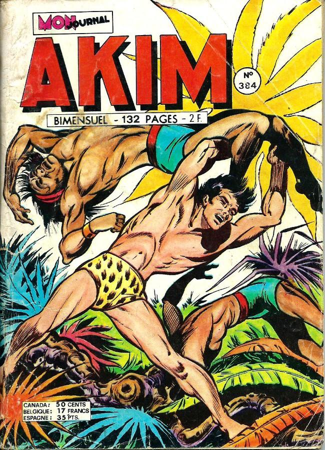 Couverture de Akim (1re série) -384- Irra la fanatique