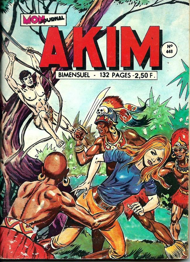 Couverture de Akim (1re série) -448- L'avocat du diable