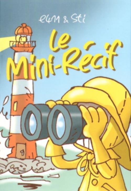 Couverture de Mini-récits et stripbooks Spirou -MR4057- Le mini-récif